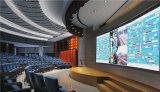 회의실을%s 정밀한 피치 pH2.5mm HD 발광 다이오드 표시 스크린