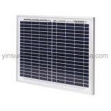 10W самонаводят панель солнечных батарей PV солнечной электрической системы поликристаллическая