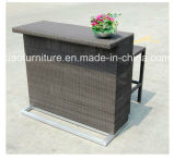 Jeu de vente chaud de barre de meubles de rotin pour l'usage de jardin