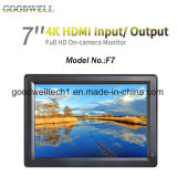 "4k volles HD HDMI Input& gab 7 "" LCD den Bildschirm aus"