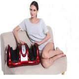 Rouleau-masseur de pied/rouleau-masseur électrique de pied de thérapie de chauffage