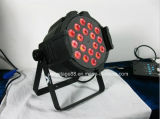 Binnen 18X12W RGBWA DMX Stage LED PAR Light