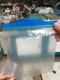 PE pp de Zak die van de Ritssluiting van het Slot van de Schuif van pvc Machine voor Verpakking (BC 800) maakt