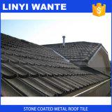 Гальванизированная Recyclability каменная Coated плитка крыши металла