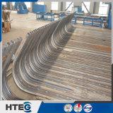 Pared industrial del agua de la membrana de los componentes de la caldera del surtidor chino