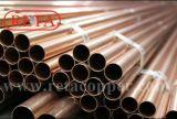 Datilografar L tubulação reta do cobre da câmara de ar