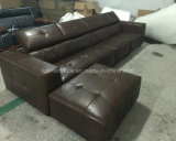 Salon de salon simple Ecksofas Couch