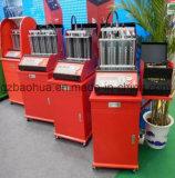Ho-6c 자동적인 6개의 실린더 인젝터 검사자 &Cleaner