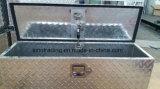 прямоугольник предохранительной плиты 1.5mm алюминиевый оборудует коробку для трейлеров