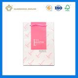 Персонализированный мешок дешевого изготовленный на заказ шикарного подарка покупкы бумажный (для ювелирных изделий)