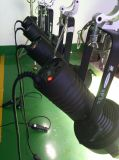 Demostración auto del nuevo de la llegada LED del estudio proyector ligero del perfil