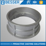 Aço de liga do carbono dos certificados Ts16949 304/316 de fabricante perdido peças da carcaça de investimento da precisão da cera da fundição de aço inoxidável