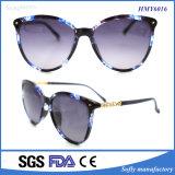 Fabricante ULTRAVIOLETA de las gafas de sol de la protección del acetato de la marca de la alta calidad