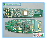 Fr4 vert 4-Layer et carte multicouche d'or de submersion