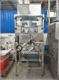 粒子または粉のためのNuoen 6端末の自動重量を量る機械