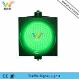 Semaforo del segnale verde LED di alta qualità 300mm del bivio