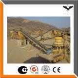 Ligne concasseuse en pierre globale de centrale avec le modèle de Chine