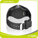 Relógio esperto do podómetro do monitor 3D da frequência cardíaca da sustentação do iPhone de Mtk2502 Androind