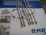 Selbstsichernder Edelstahl-Kabelbinder