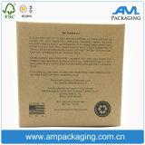 Kundenspezifisches Packpapier-Kleid, das Luxux-Kleidungs-Baseballmütze-Kasten verpackt