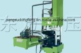 Prensa de enladrillar de aluminio del hierro labrado Y83-500