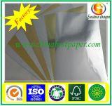 Grauer Vorstand-Papier-zusammengesetzter Plastikkleber