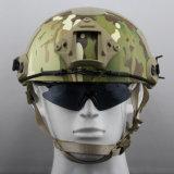 [أنتيو-بوونس] [كربون-فيبر] كلاسيكيّة عسكريّة تكتيكيّ تدريب خارجيّة يسافر [أنتي-بولّت] [هد-بروتكأيشن] خوذة تجهيز
