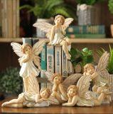 Estatuas alta calidad de jardín de resina de hadas para la venta