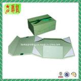 풀 컬러 아트지 엄밀한 Foldble 포장 상자