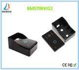 Tela de toque 7 polegadas de Doorbell video do telefone da porta do Interphone da segurança Home com câmera