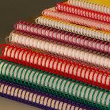 オフィスの結合の供給および文房具のためのプラスチック螺線形のらせんとじの供給