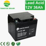Bateria de bateria de ácido de chumbo 12V 36ah