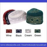 Шерстяным шлем молитве Islanmic крышки пряжи связанный шнуром держа для греть