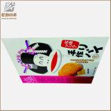 Boîte de empaquetage de papier remplaçable à aliments de préparation rapide