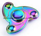 Hilandero múltiple de la mano del desbloquear de la tensión de la persona agitada del juguete del color popular de la joyería