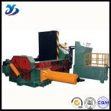 Presse hydraulique de mitraille/presse en plastique hydraulique/machine utilisée de presse à emballer de vêtements à vendre