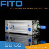 Серия Su - цилиндр|Цилиндр клапана соленоида--Airtac