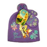 I bambini hanno lavorato a maglia il cappello ed il guanto (JRK092)