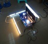 Tester automobilistico del tester di caso della dimostrazione della prova dell'indicatore luminoso del tubo del LED