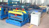 Kxdは金属の屋根ふきの製造業機械を艶をかけた