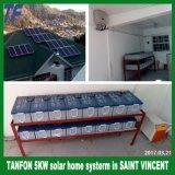 태양 에너지 저장 10 Kw, 격자 태양계 떨어져 20kw
