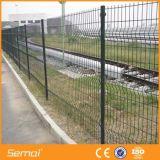高い安全性の金属線の空港のための溶接された棒の塀