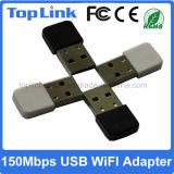 Rt5370 Mini Low Cost Hot Selling Adaptateur sans fil USB 150Mbps avec Ce FCC