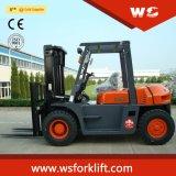 5-6 carrello elevatore diesel resistente della WS 5000kg-6000kg del carrello elevatore di tonnellata