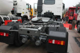 Sinotruk HOWO T7h 420HP Traktor-LKW des Traktor-Kopf-6X4