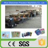 Linea di produzione del sacchetto della carta kraft Macchina d'incollatura inferiore