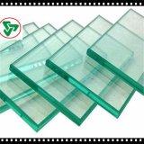 glace Tempered de 4mm employée pour construire la serre chaude en verre