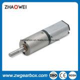 pequeño motor de reducción del engranaje de 3.0V 12m m