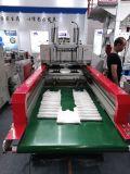 Zak die van de T-shirt van automatisch Vier Lijn de Verzegelende Machine maken (ssc-600F)