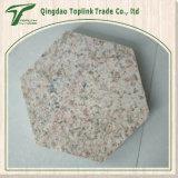 Pavimentación de piedra del granito amarillo del moho de China del granito G682 para la venta